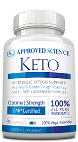 Approved Science Keto Keto Supplement Review